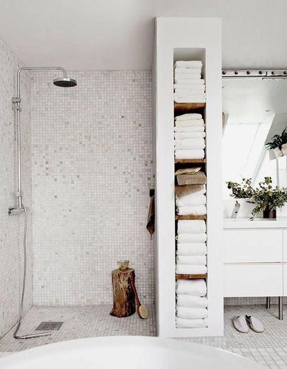 15 идей ванных комнат в скандинавском стиле 1