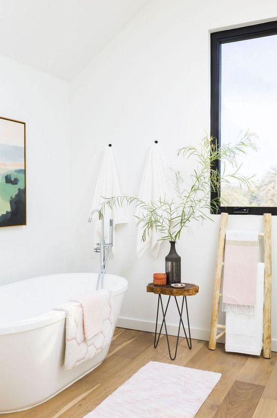 15 идей ванных комнат в скандинавском стиле 10