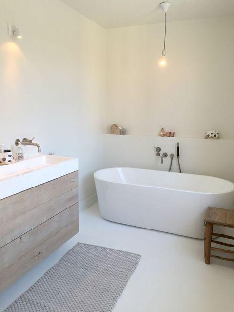 15 идей ванных комнат в скандинавском стиле 13