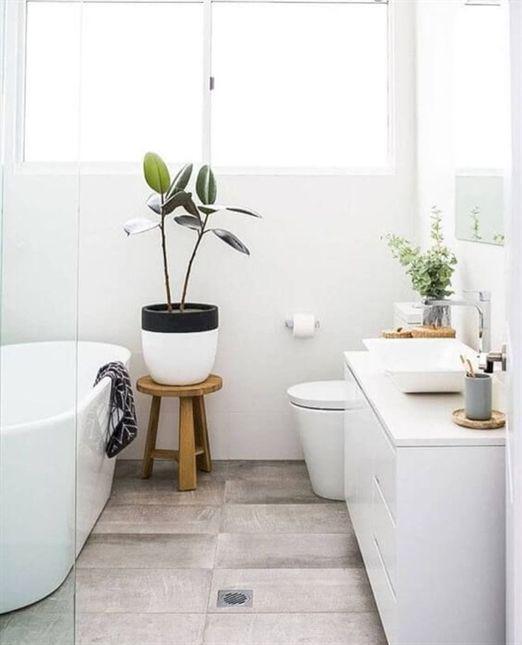 15 идей ванных комнат в скандинавском стиле 14