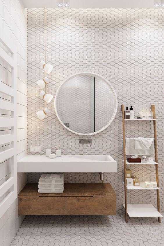 15 идей ванных комнат в скандинавском стиле 2