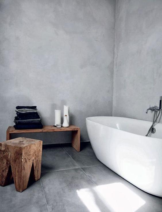 15 идей ванных комнат в скандинавском стиле 3
