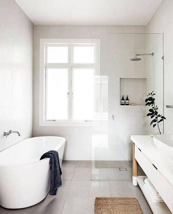 15 идей ванных комнат в скандинавском стиле 8