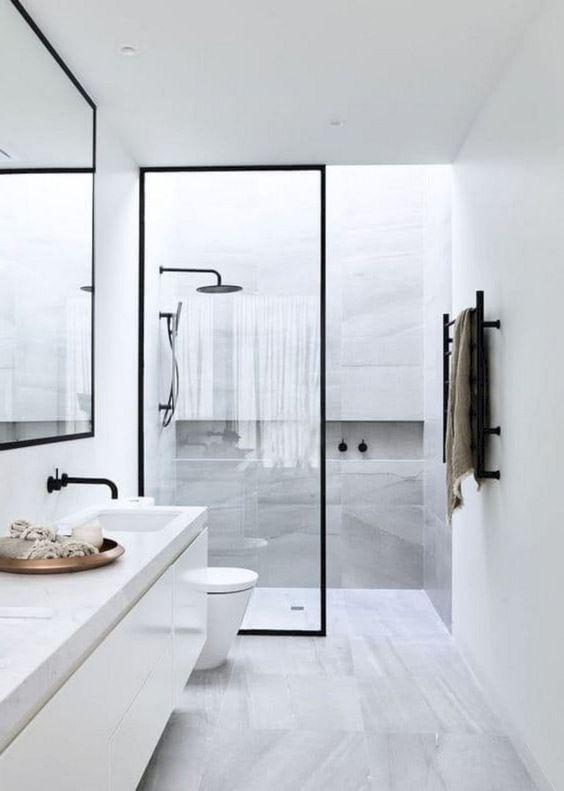 15 идей ванных комнат в скандинавском стиле 9
