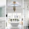 18 красивых идей освещения ванной комнаты в любых стилях