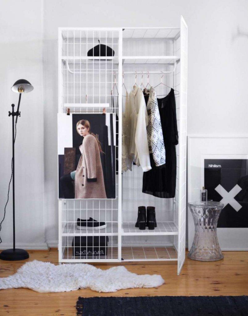 10 крутых идей шкафов для одежды, которые можно сделать своими руками - image10