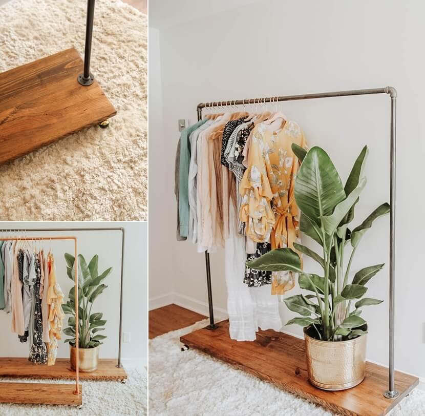 10 крутых идей шкафов для одежды, которые можно сделать своими руками - image5