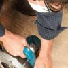 Как отремонтировать пол из ламината