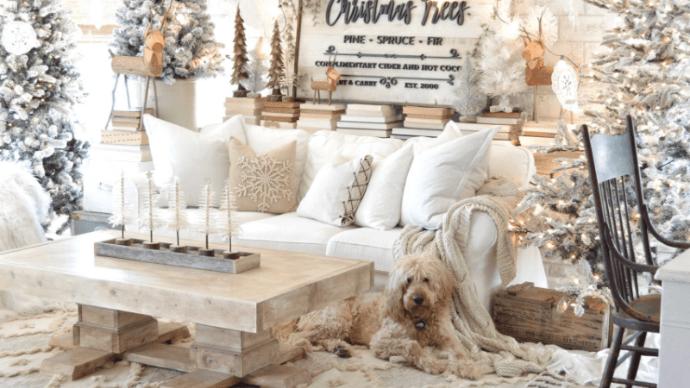 Как украсить дом к новогодним праздникам 2020