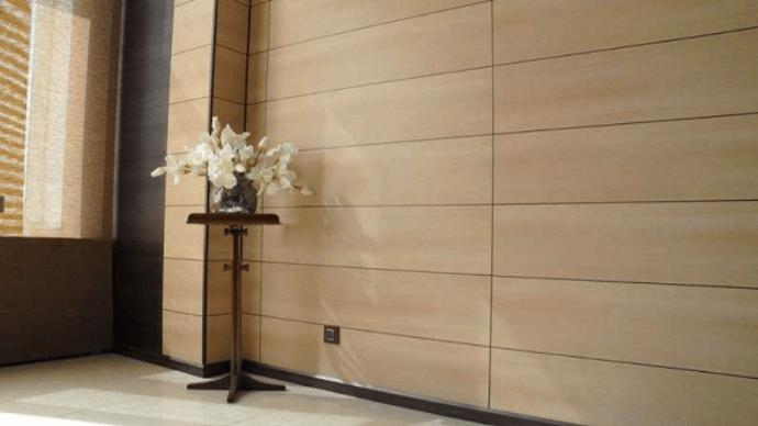 Стеновые панели в интерьере загородных домов