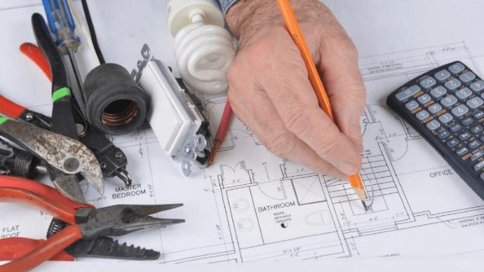 Как отследить электрическую проводку в стене