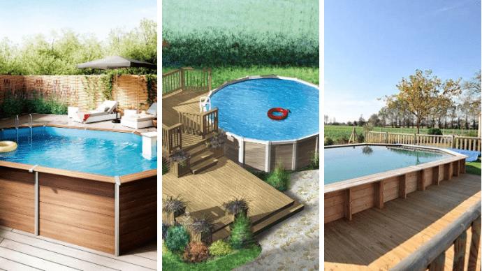 Как построить бассейн из поддонов (паллет)