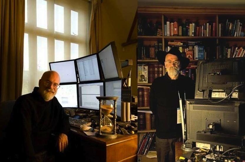 Звезды литературы и их необычные письменные столы 8