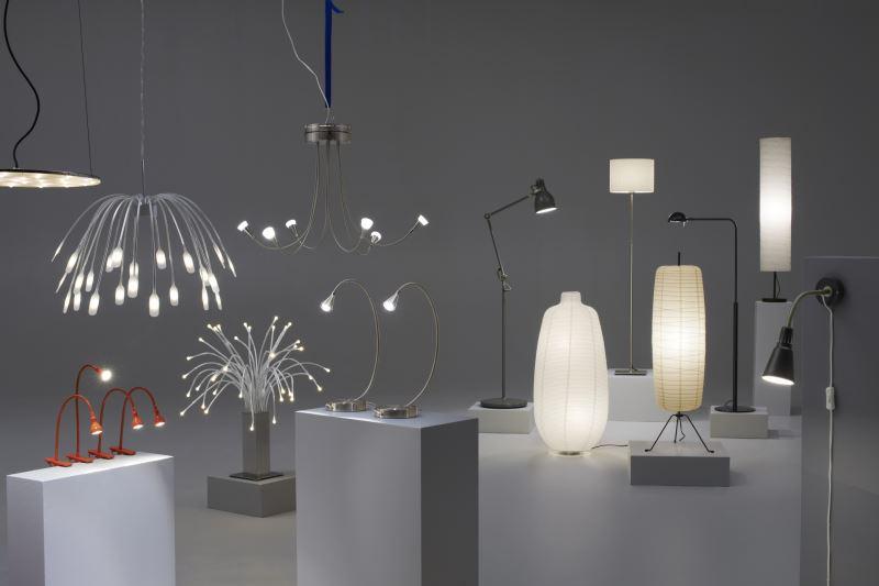 Разновидности светильников 1