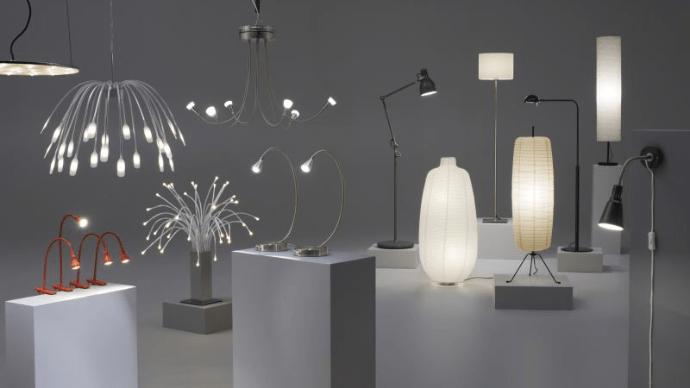 Разновидности светильников