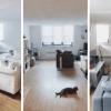 Как белая краска полностью преобразила некогда уродливую квартиру