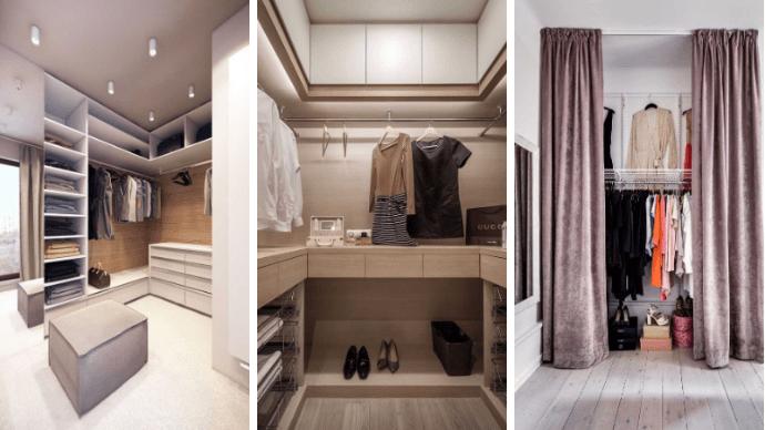 Как устроить гардероб в вашей квартире