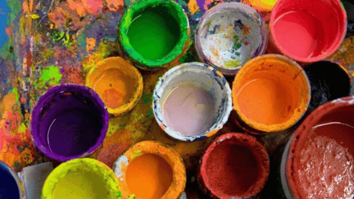 Водоэмульсионная краска для стен и потолка